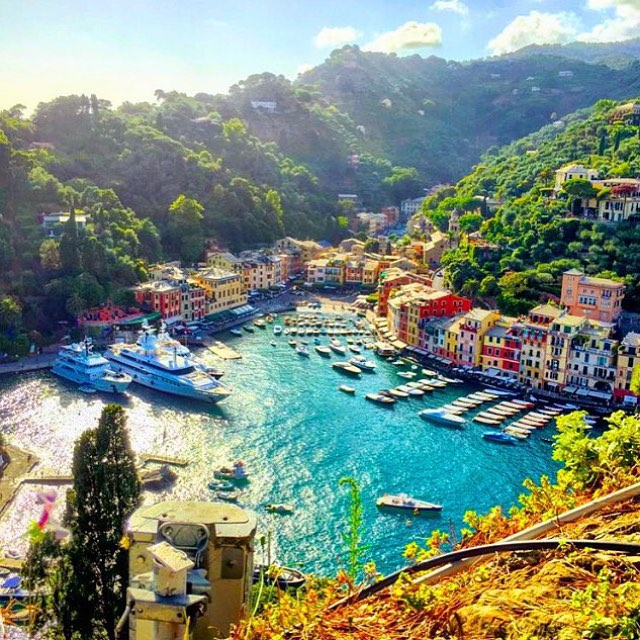 THE BEST OF PORTOFINO: ITALY'S PARADISE BY THE SEA