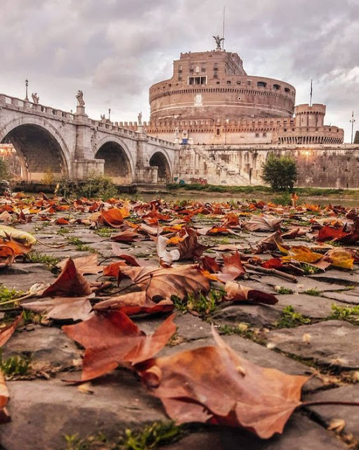 REASONS TO VISIT ROME IN THE FALL