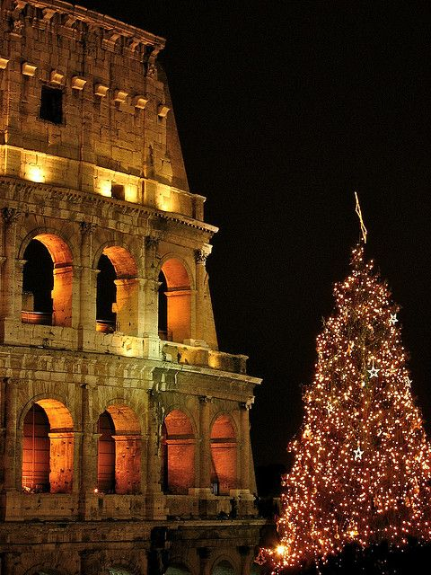 SPENDING THE WINTER HOLIDAYS IN ROME