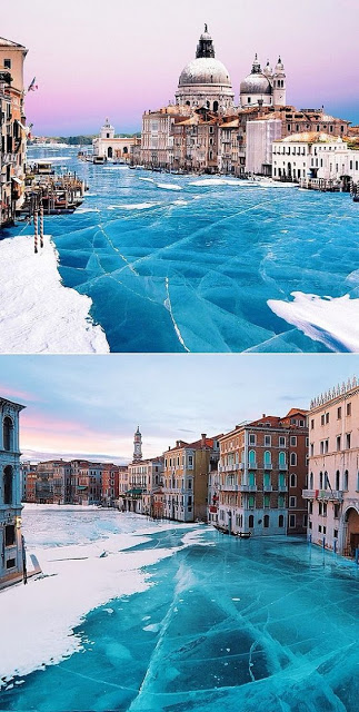 SPENDING THE WINTER HOLIDAYS IN VENICE