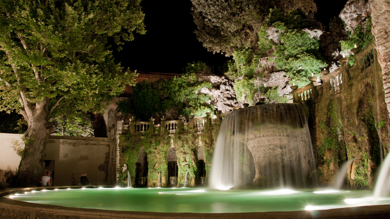 Tivoli Villa Adriana Und Die Garten Der Villa D Este