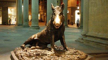 Il Porcellino - Florence's favourite boar