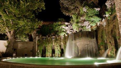 summer gardens villa d este tivoli