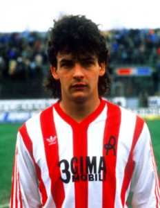 Roberto Baggio scored over 200 goals in Serie A and won Europe's Ballon d'Or in 1993