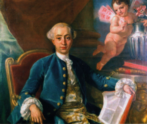 Casanova wrote Histoire de Ma Vie (Story of My Life), the autobiography where he details many of his escapades, including his conquest of some 120 women and girls