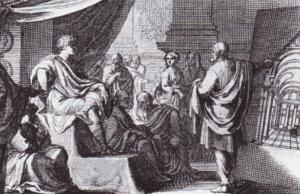 Vitruvius wrote the Ten Books on Architecture, dedicated to Caesar Augustus